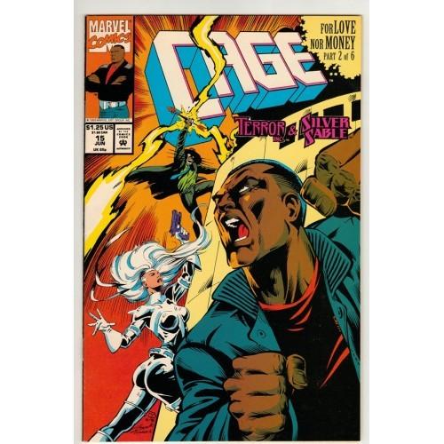 1993 Cage Comic # 15 – NM