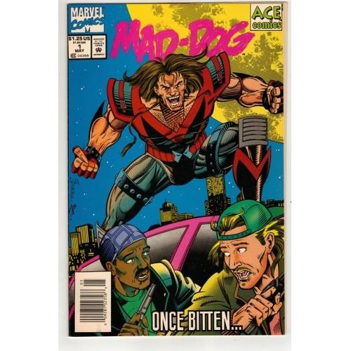 1993 Mad Dog Comic # 1 - NM