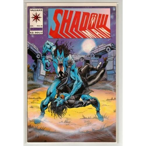1993 ShadowMan Comic # 15 – NM