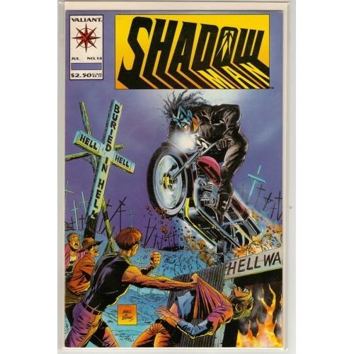 1993 ShadowMan Comic # 14 – NM