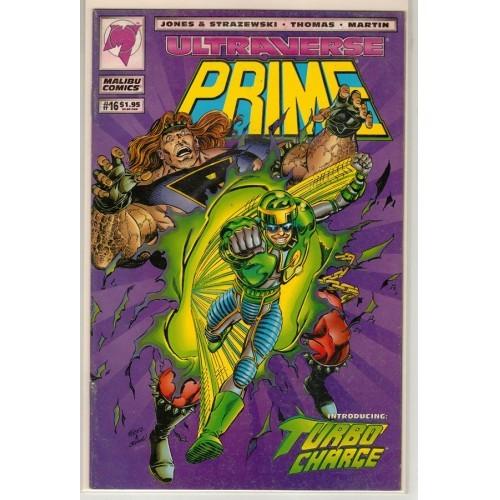 1994 Prime Comic # 16 – FN