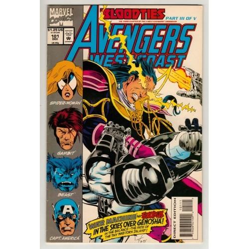 1993 Avengers West Coast # 101 – Fn