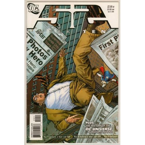 2006 DC Comics  52 - Week Ten - MT / NM
