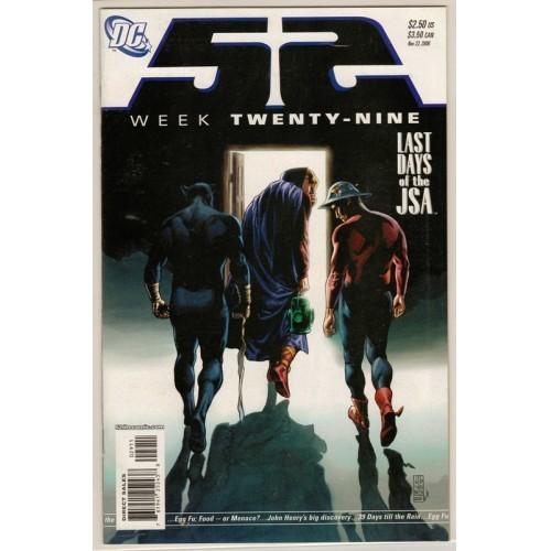 2007 DC Comics  52 - Week Twenty Nine - MT / NM