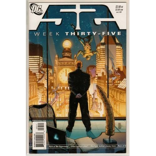 2007 DC Comics  52 - Week Thirty Five - MT / NM