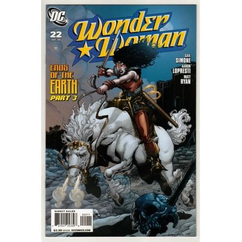 2008 Wonder Woman Comic # 22 – LN