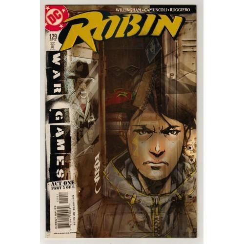 2004 Robin Comic # 129 – NM