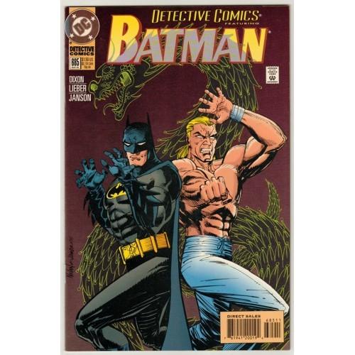 1995 Detective Comics # 685 – NM