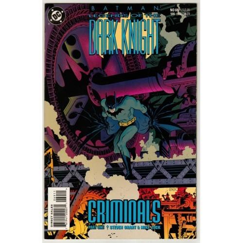 1995 Batman: Legends of The Dark Knight Comic # 69 – NM