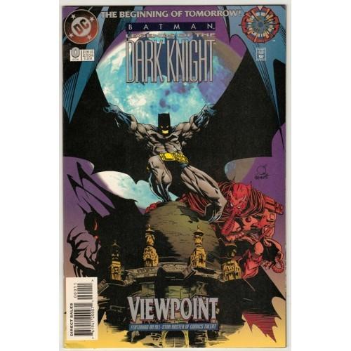 1994 Batman: Legends of The Dark Knight Comic # 0 – NM