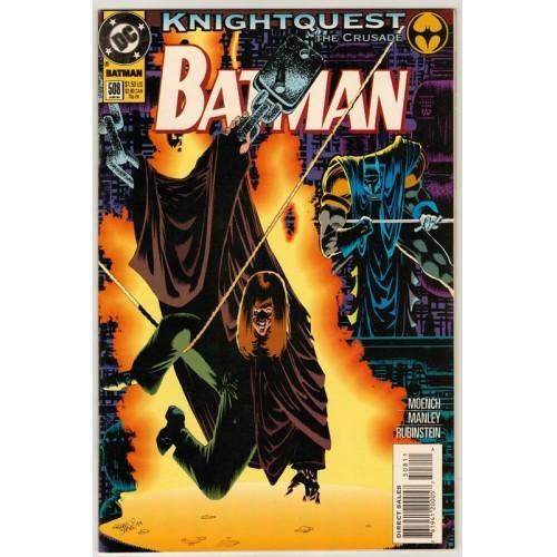 1994 Batman Comic # 508 – NM