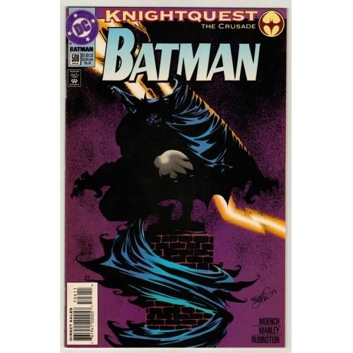 1994 Batman Comic # 506 – NM