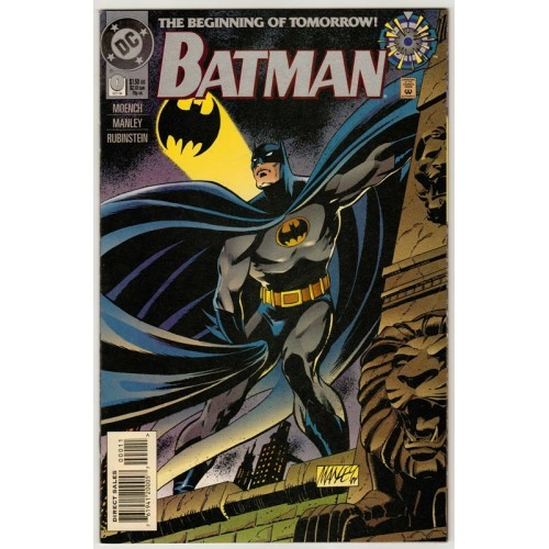 1994 Batman Comic # 0 - NM