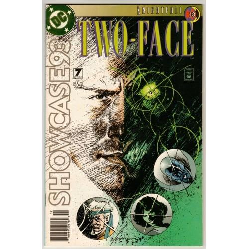 DC Showcase 93 Comic # 7 – FN