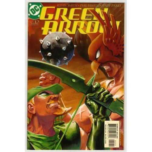 2002 Green Arrow Comic # 12 - NM