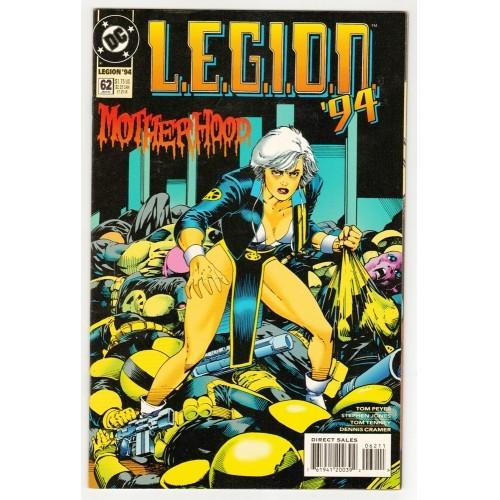 1994 L.E.G.I.O.N. Comic # 62 – NM
