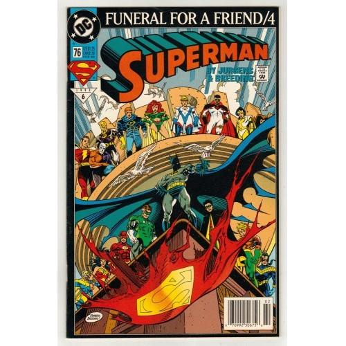 1993 Superman Comic # 76 – NM