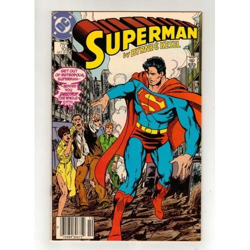 1987 Superman Comic # 10 – NM