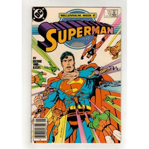 1988 Superman Comic # 13 – NM