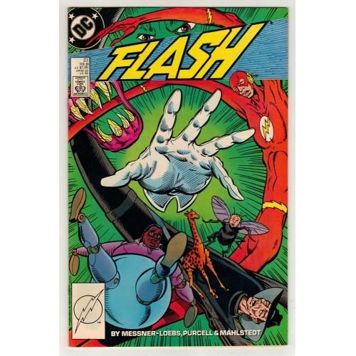 1989 Flash Comic # 23 – VF