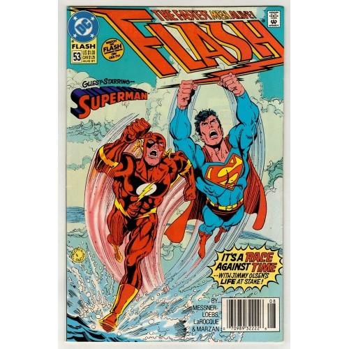 1991 Flash Comic # 53 – VF