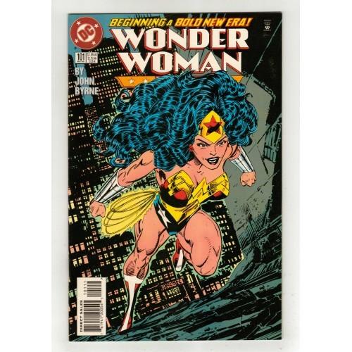 1995 Wonder Woman Comic # 101 – LN
