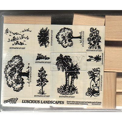 Stampin' Up! Luscious Landscapes
