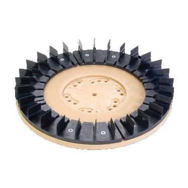 """Floor Machine Concrete Prep Tool Disc 100 Grit 17"""""""