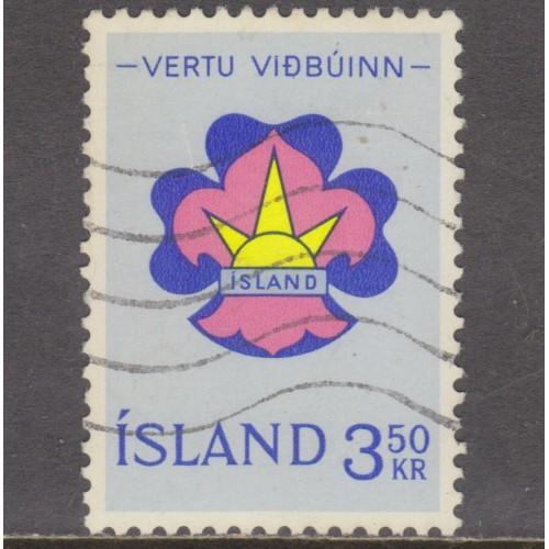 USED ICELAND #360 (1964)
