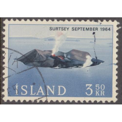 USED ICELAND #374 (1965)