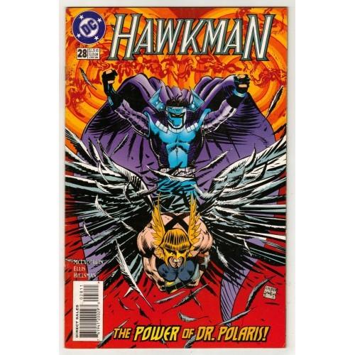 1996 Hawkman Comic # 28 – NM
