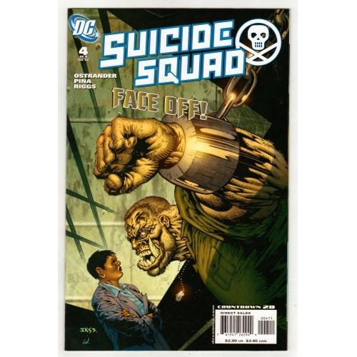 2008 Suicide Squad Comic # 4 – NM