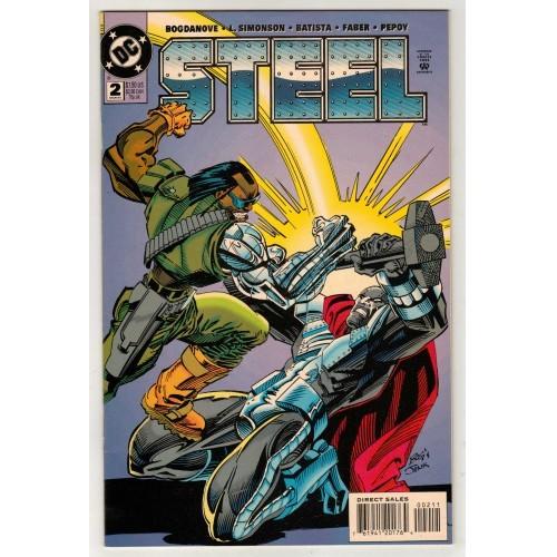 1994 Steel comic # 2  - LN