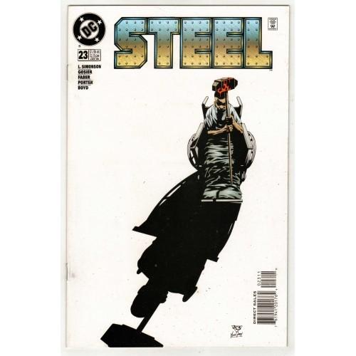 1996 Steel comic # 23 – NM