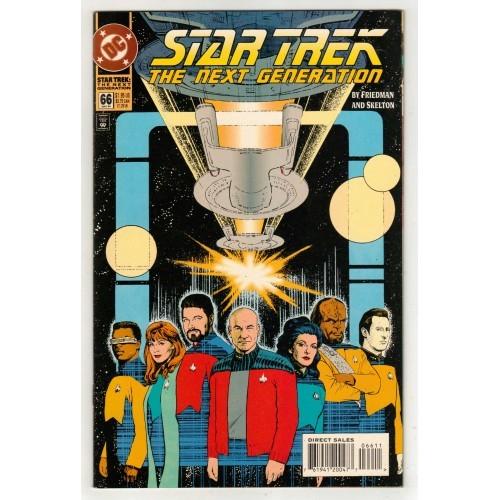 1994 Star Trek The Next Generation Comic # 66 – NM