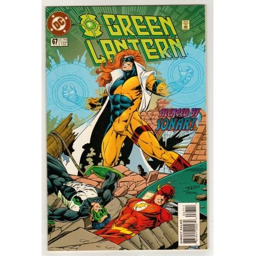 1995 Green Lantern Comic # 67 – VF+
