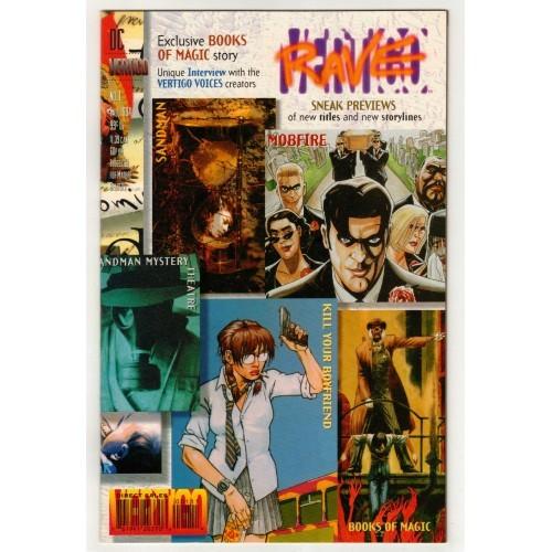 1994 Vertigo Rave Comic # 1 – LN