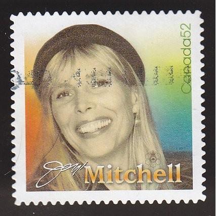 Canada 2222b Singers: Jody Mitchell SA CV = 0.50$