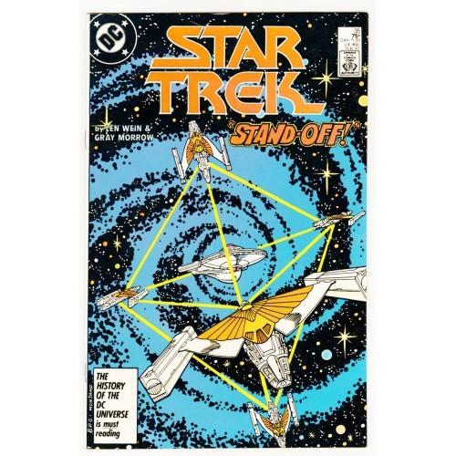 1987 Star Trek Comic # 35 – FN+