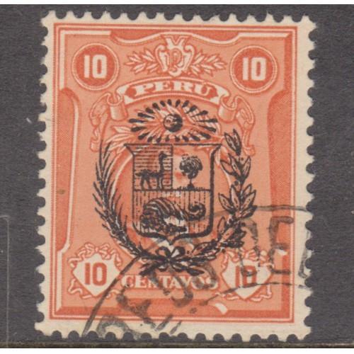 USED PERU #268 (1930)