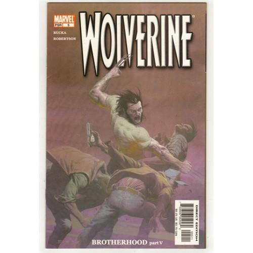 2003 Wolverine Comic # 5 – LN
