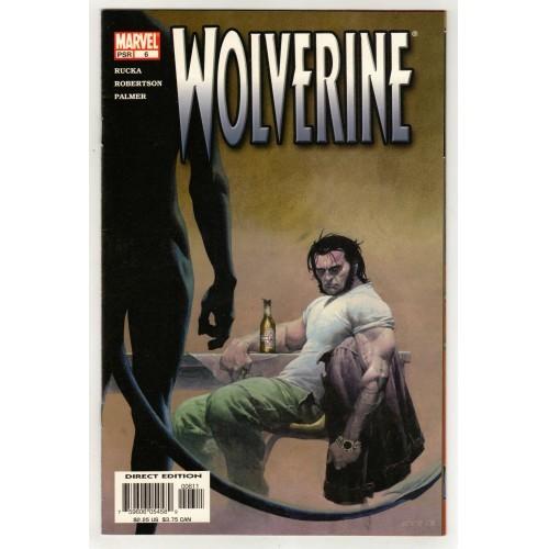 2003 Wolverine Comic # 6 – LN