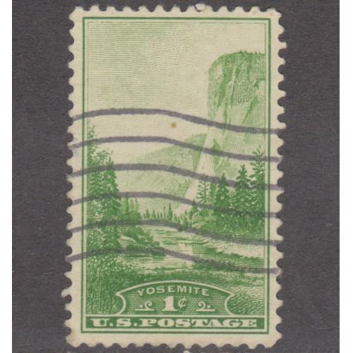 USED SCOTT #740 (1934)