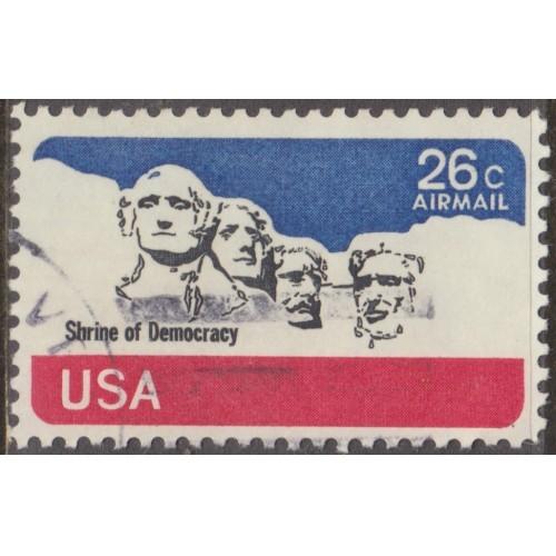 USED SCOTT #C88 (1974)