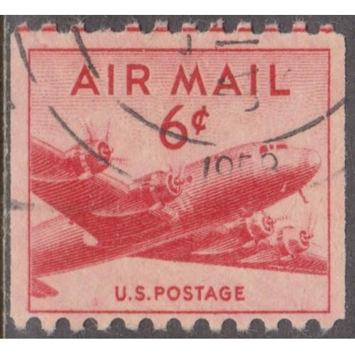 USED SCOTT #C41 (1949)