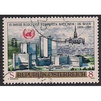 (AU) Austria Sc# 1477 Used