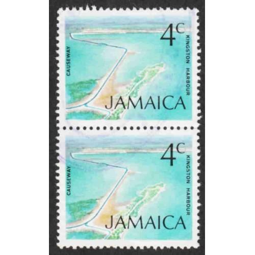 Jamaica - Scott #346 Used - Pair