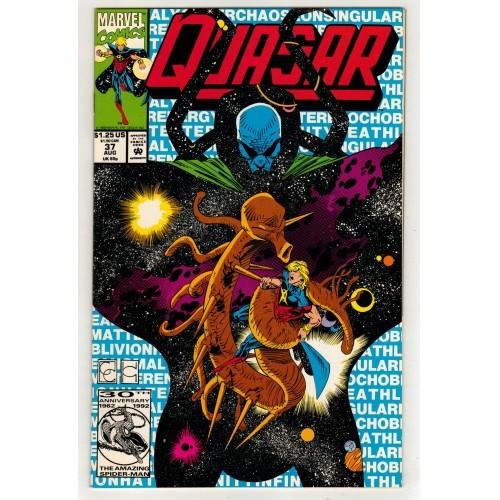 1992 Quazar Comic # 37 – FN