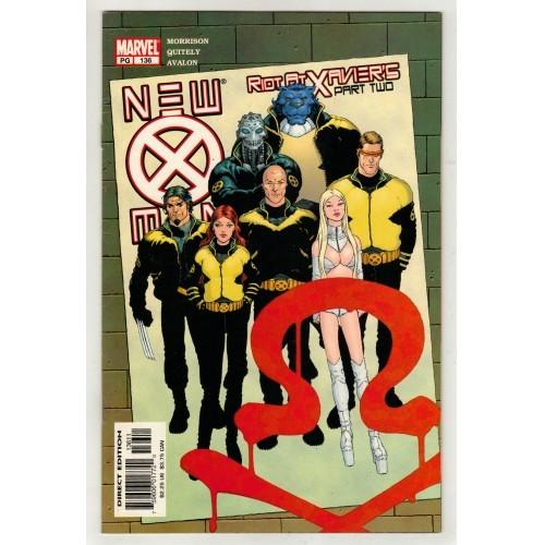 2003 New X-Men Comic # 136 – NM