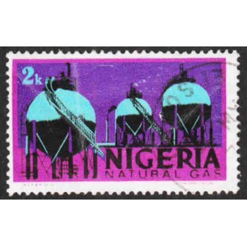 Nigeria - Scott #292 Used (1)